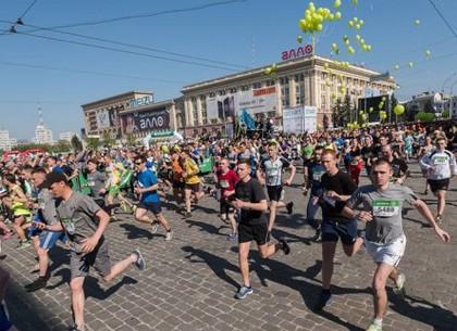 В Харьковском марафоне примут участие более 10 тысяч человек