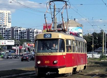В понедельник не будет ходить 12-й трамвай, а 20-й изменит маршрут