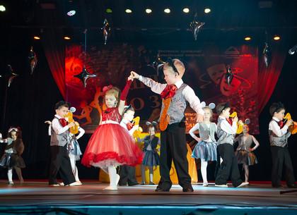 В Харькове провели конкурс среди талантливых детей