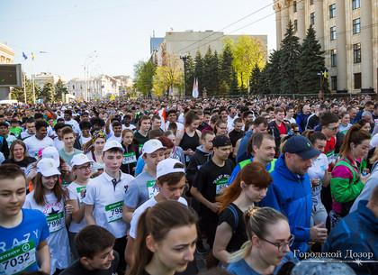 Сегодня, 14 апреля, в Харькове – марафон