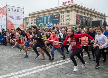 Как проходил международный марафон в Харькове