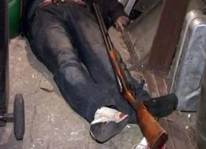 Самоубийство под Харьковом: застрелившийся мужчина сделал то, о чем говорил (ФОТО)