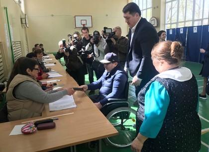 Второй тур выборов-2019 в Харькове: как голосовал городской голова
