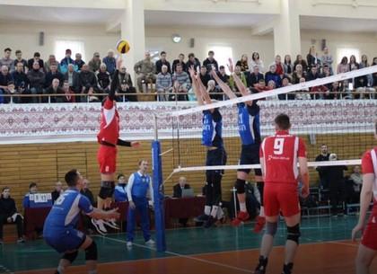 Волейбол. Харьковчане - в четверке сильнейших команд Украины