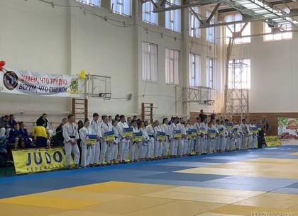 Дзюдо. В Харькове бьются сильнейшие спортсмены Украины