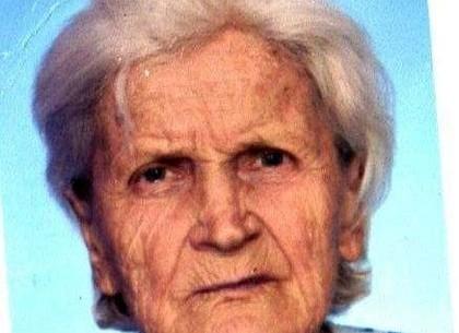 Пропала пожилая женщина (ФОТО)