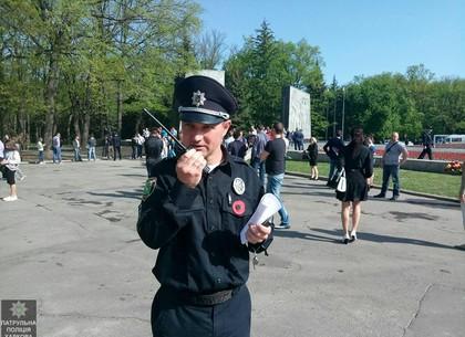 Полиция готовится охранять мероприятия ко Дню Победы