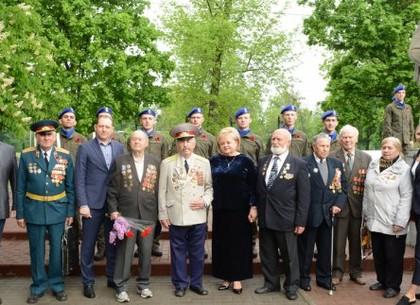 В Немышлянском районе почтили память героев Второй мировой