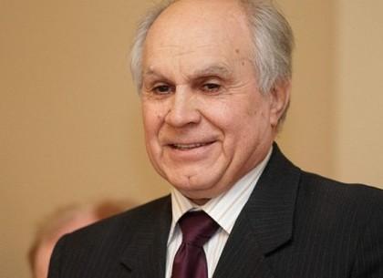 Геннадий Кернес поздравил с днем рождения почетного гражданина Харькова Леонида Шутенко