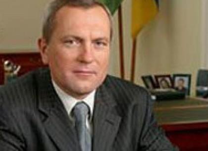 Геннадий Кернес поздравил с юбилеем почетного харьковчанина Владимира Шумилкина