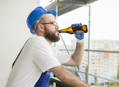 Через 2 недели харковчан на работе начнут проверять на алкоголь и наркотики