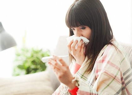 После майских харьковчане страдают от простуд