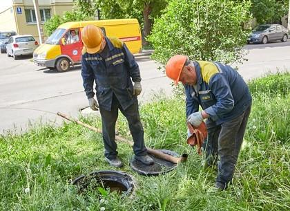 Коммунальщики напомнили харьковчанам, как пользоваться канализацией
