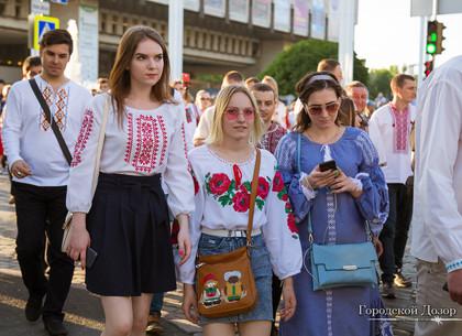 День вышиванки в Харькове: в центре пройдут парад и концерт