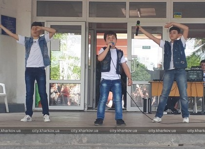 Евровидение для школьников провели в Индустриальном районе