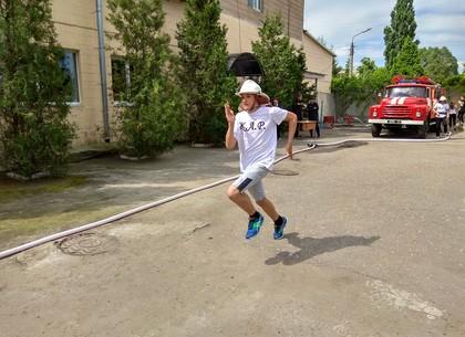 Харьковские подростки соревновались в экстриме во время «Безопасной прогулки» (ФОТО)