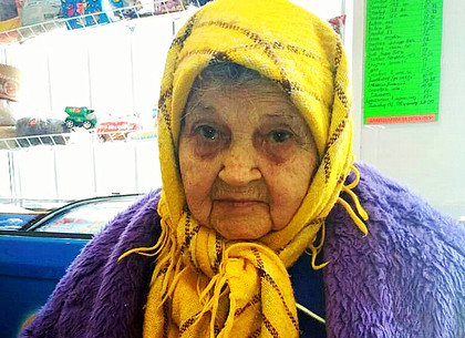 Под Харьковом нашли заблудившуюся бабушку (ФОТО, Обновлено)