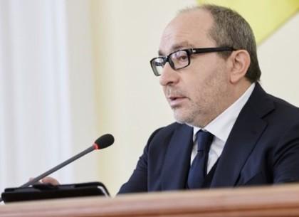 Геннадий Кернес и Геннадий Труханов поведут в новый парламент партию (ФОТО)