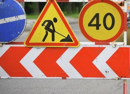 Со вторника до конца мая будет запрещено движение по Дмитриевской