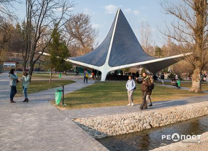 В ходе реконструкция Саржин яр соединят с Парком имени Горького