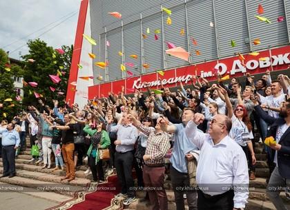 В Харькове прошел первый международный фестиваль экранных искусств и фотографии (ФОТО)