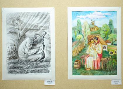 В Харькове открылась выставка детских художественных работ «Надежда Слобожанщины»