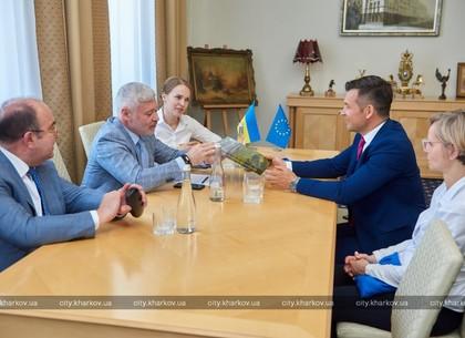 В Харькове прошла конференция «Путь к Призу Европы: вызовы и перспективы» (ФОТО)