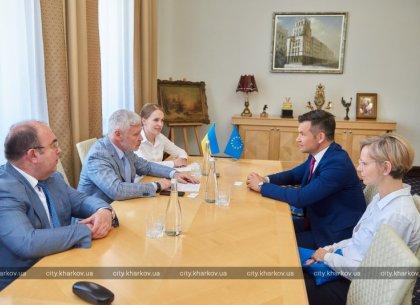Игорь Терехов и Йонат Строе обсудили проблемы трудовой миграции