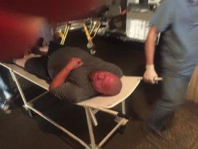 Состояние телеоператора, оказавшегося в больнице после избиения на харьковском рынке «Барабашово», остается тяжелым