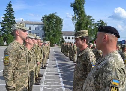 В Харькове аттестуют специалистов по химзащите и танкистов