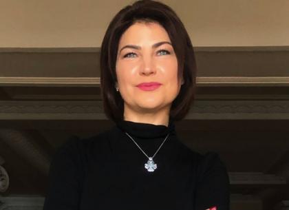 Харьковчанка заняла третью строчку в списке партии «Слуга народа»
