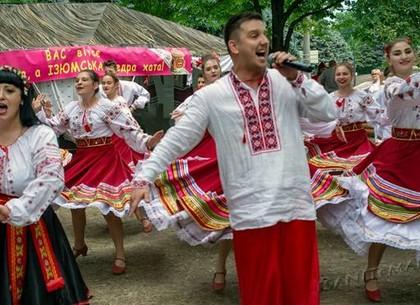 Под Харьковом на выходных масштабно отметили День города