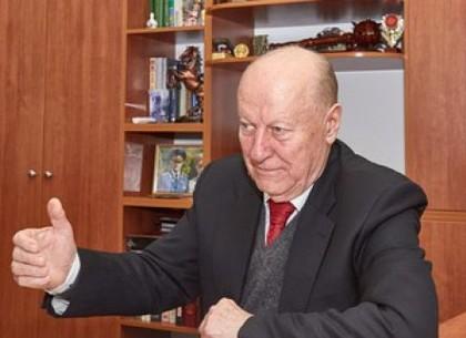 Почетный харьковчанин Иван Прокопенко отмечает день рождения