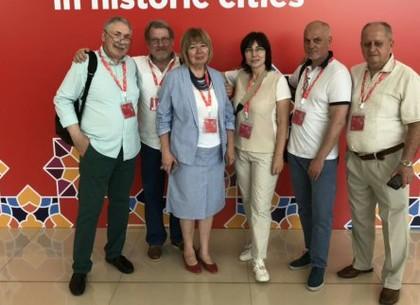 Харьковчане приняли участие в Международном архитектурном форуме