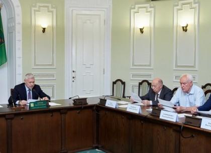 Игорь Терехов провел заседание экспертного совета