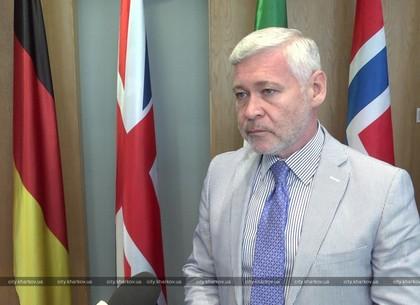 Игорь Терехов: Мы хотим быть первыми в Украине, внедрившими «smart-технологии» (ФОТО)