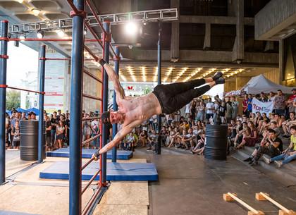 Всеукраинский фестиваль «Ukrainian Workout Battles 2k19» в Харькове (ФОТО)