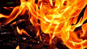 Под Харьковом заживо сожгли мужчину – соцсети