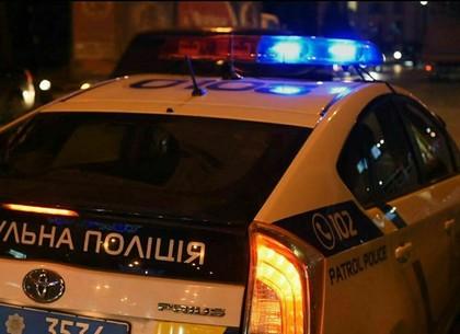 Полицейские оперативно задержали «гоп-стоперов», которые пытались скрыться в дворах на ХТЗ