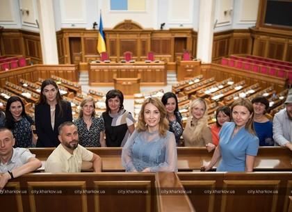 Достижения Харькова в области развития туризма отметил комитет Верховной Рады
