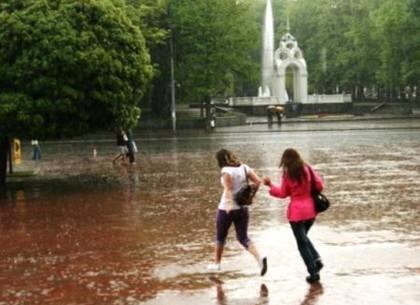 Отголоски циклона ОТТО принесут в Харьков дожди на воскресенье