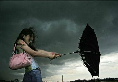 Штормовое предупреждение в Харькове перенесли на вечер