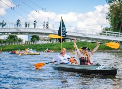 На выходных на Салтовке пройдет фестиваль водного спорта и туризма (ВИДЕО)