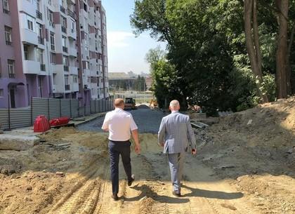 В центре Харькова, а также на Салтовке сделают несколько пробивок улиц