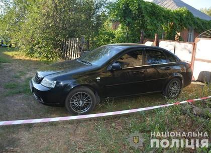 На Харьковщине полицейские задержали