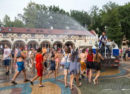 Никто не уйдет сухим: в парке Горького пройдет самый мокрый праздник лета