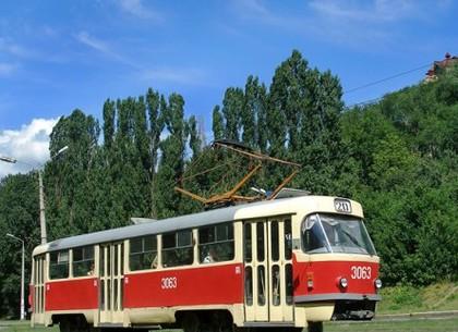 С понедельника трамваи №12 и 20 временно будут ходить по другому маршруту