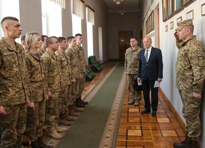 Институт военных юристов появится в Харькове