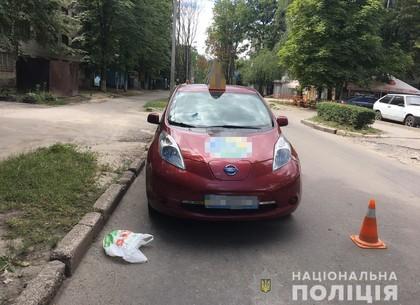 ДТП: женщина-пешеход оказалась под колесами машины (ФОТО, ВИДЕО, Обновлено)