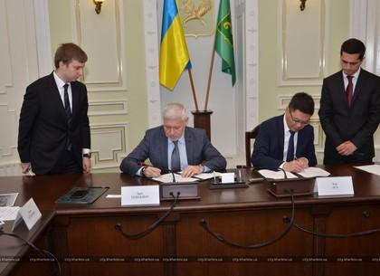 Игорь Терехов: Харьков совместно с компанией «Huawei» разработает концепцию «Умного города» (ФОТО)